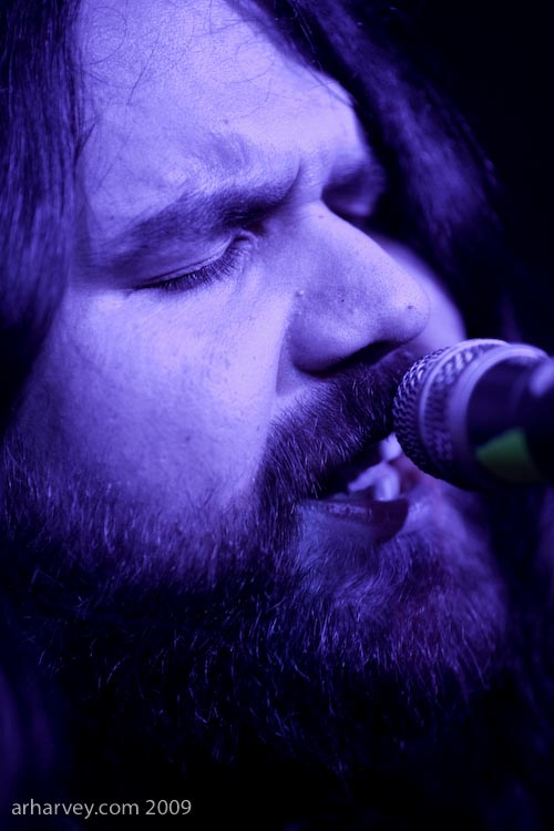 The Magic Numbers, MAGnitude Music vs Mines. Water Rats, Kings Cross. Feb 2009
