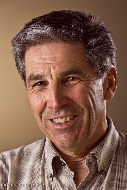 Malcolm Portrait