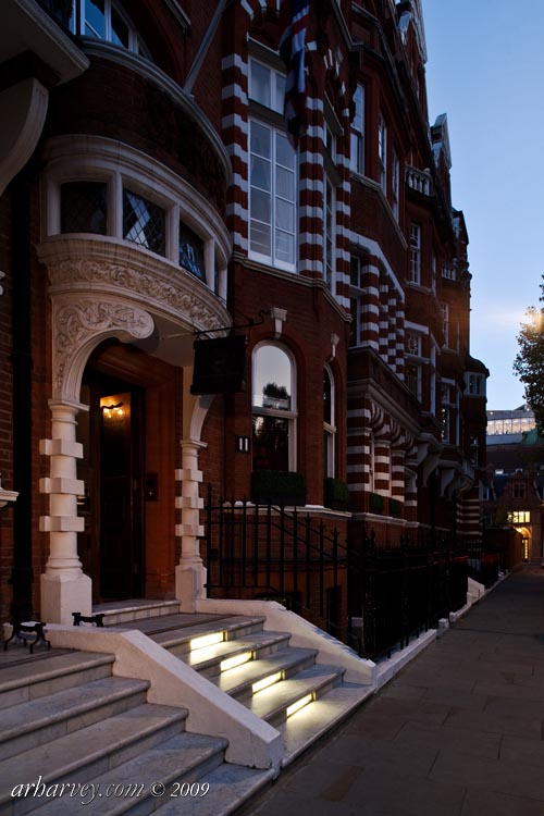 No.11 Cadogan Gardens Hotel, London