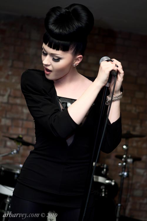 Viktoria Modesta - Wired Shoreditch House