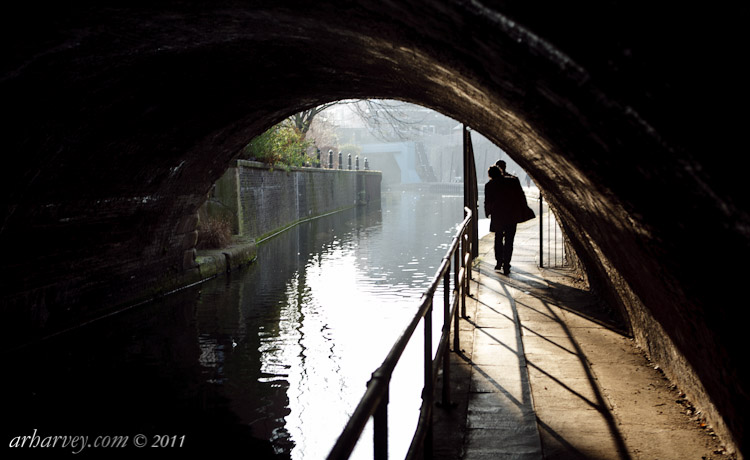 Regents Canal Tunnel